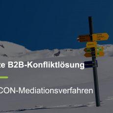 Das EUCON-Mediationsverfahren – die schnelle, effiziente und kostengünstige B2B-Konfliktlösung in Covid-19 Zeiten