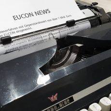 Güteverfahren mit Gegenstandswert von über 1 Mrd. Euro  bei EUCON eingereicht.