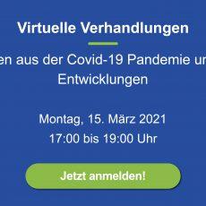 Virtuelle Verhandlungen